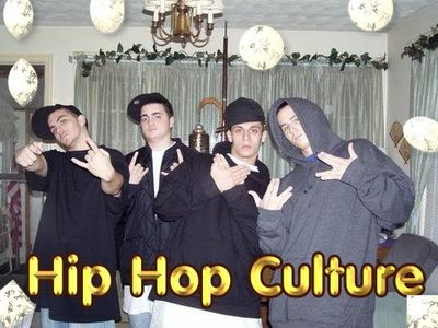 white hip hop fans